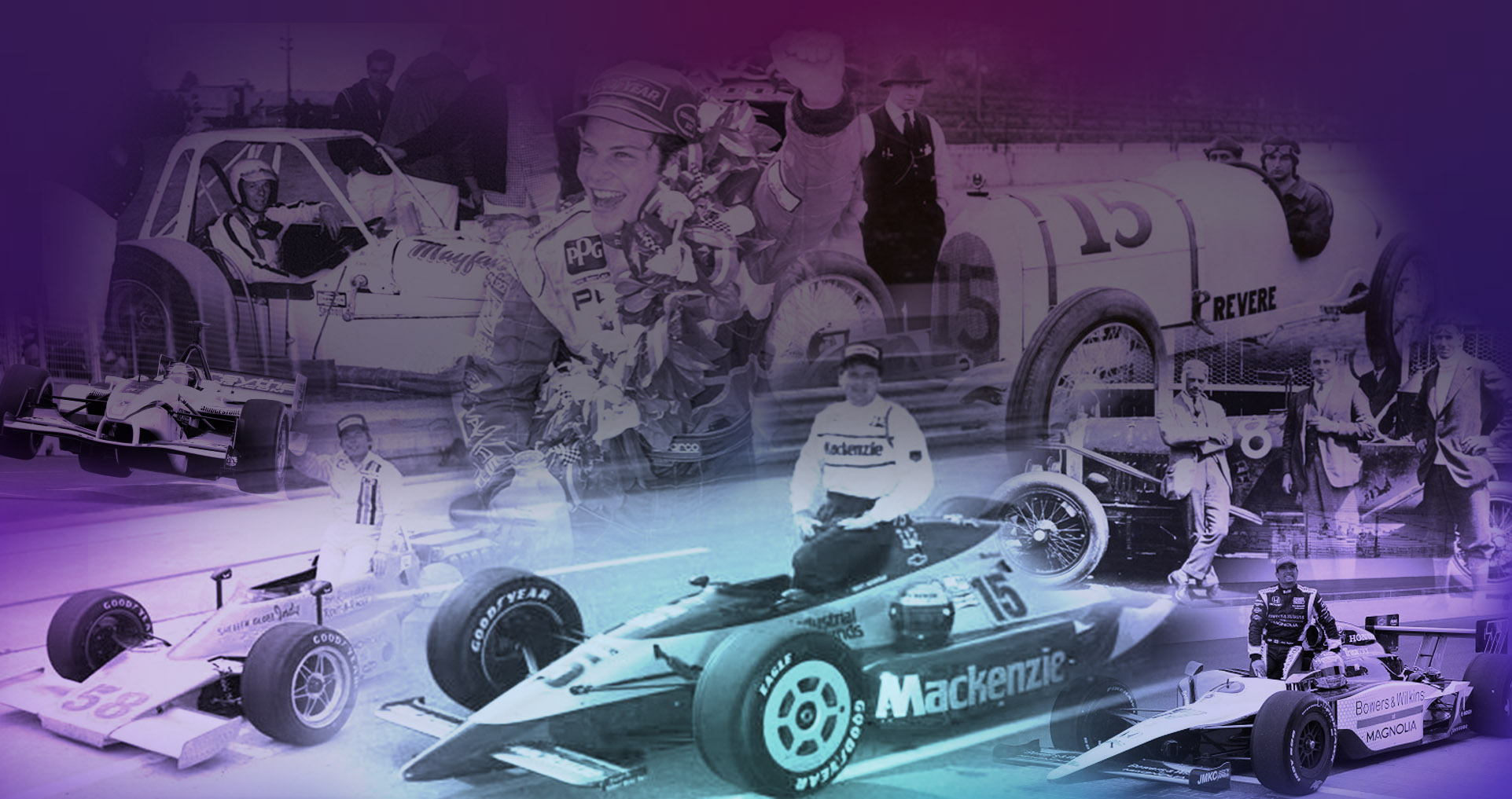 EIGHT CMHF INDUCTEES HAVE RACED IN THE INDIANAPOLIS 500