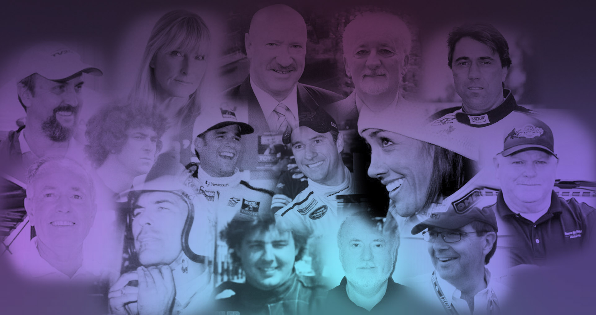 FIFTEEN NEW MEMBERS TO BE INDUCTED TO THE CANADIAN MOTORSPORT HALL OF FAME